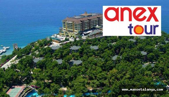 Anex Tour Alanya'da bir otel daha satın alıyor...