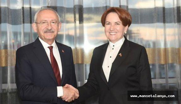 ANKARA KULİSİ İYİ Parti ittifak için CHP'den hangi illeri istedi?