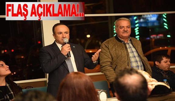 Apaydın: İttifakı Alanya'da Ak Parti istedi. Alanya tabanı ittifakı istemiyor...