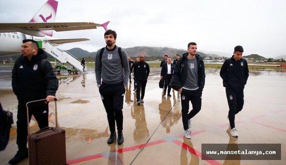 Beşiktaş Alanya'da