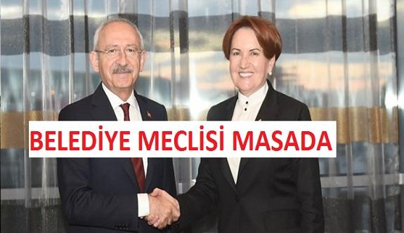 CHP ile İYİ Parti arasında ilçelerde ittifak nasıl yapılacak?
