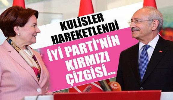 CHP ile İYİ Parti arasında sürdürülen ittifak görüşmeleri hız kazandı