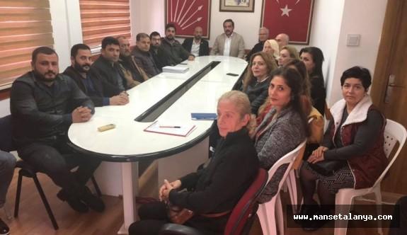 CHP'li Çorbacı'dan, halk otobüsü eleştirisi...
