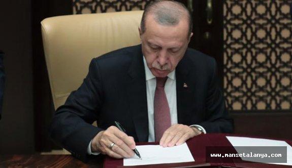 Erdoğan imzaladı. Alanya'ya yabancı diller yüksekokulu kuruldu