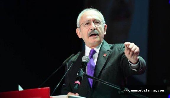 Kılıçdaroğlu'dan ittifak açıklaması...