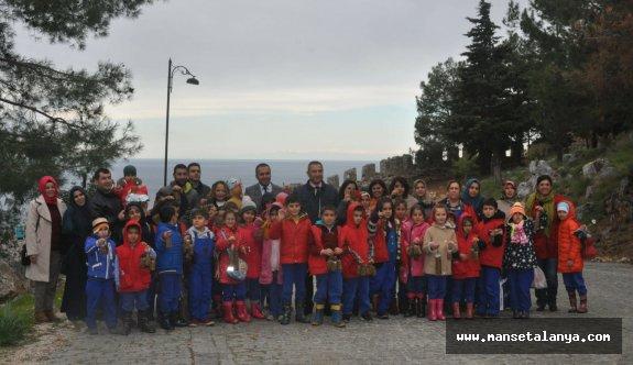 Köy okulundan dünyaya yayılan umut