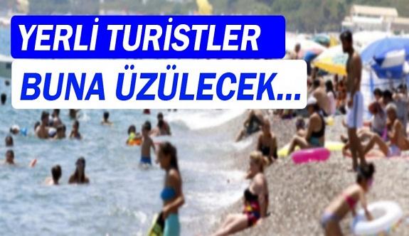 Otel fiyatları, yerli turistleri zorlayacak!