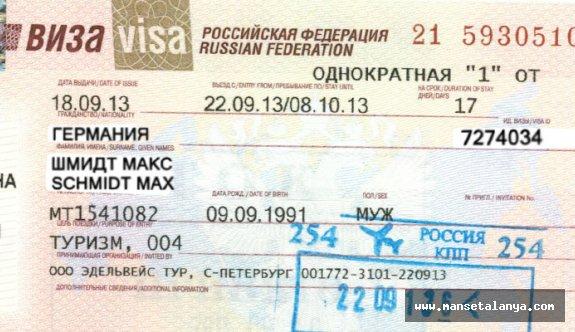 Rusya'dan sinyaller geliyor ancak vizesiz seyahat bir türlü gelmiyor