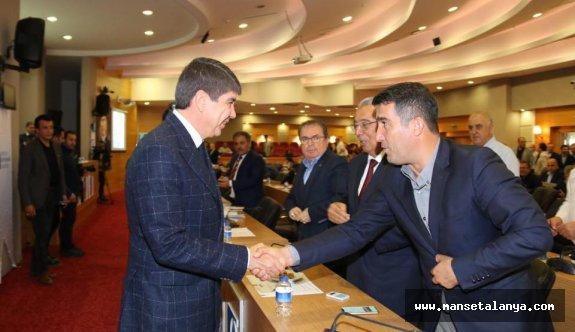 Yerel seçimler öncesi Antalya'da 2019'da suya zam yok