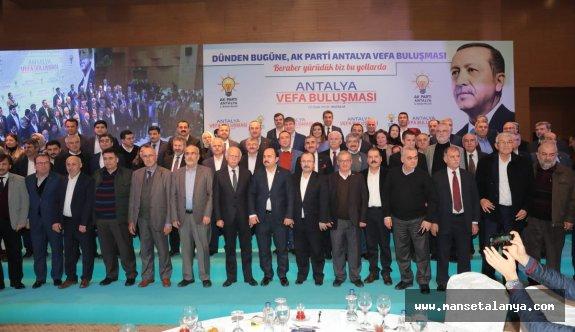 Çavuşoğlu, Antalya'da değişimi anlattı...!