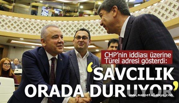 Mecliste denetim komisyonu üyesi tartışması
