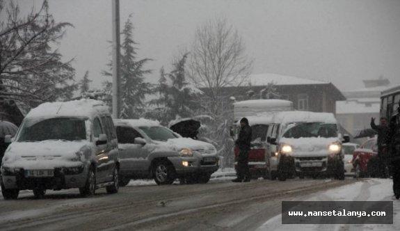 Meteorolojiden Kritik Uyarı! Şiddetli Kar Yağışı Geliyor