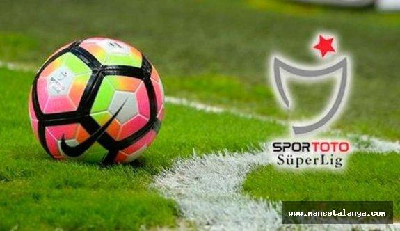 Süper Lig'de 18, 19 ve 20. hafta açıklandı