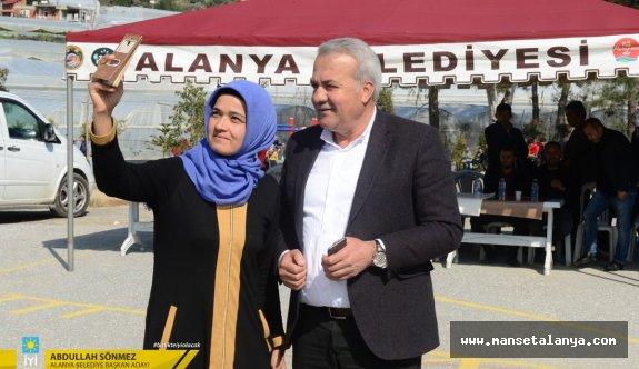 Abdullah Sönmez'den seçmenlerine videolu mesaj!
