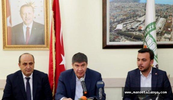 AKP'li Türel'in başını çektiği Büyükşehir yasasısında köyler emlak vergisi...!