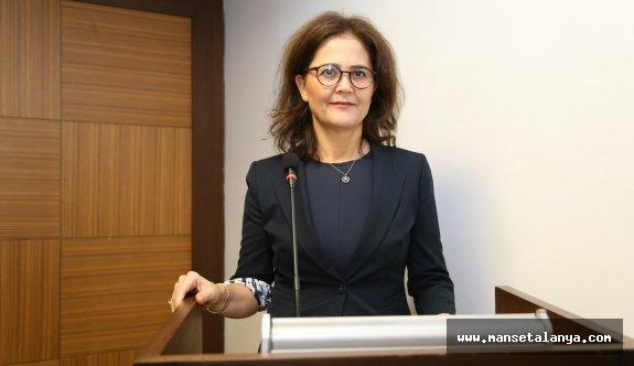 Başkan yardımcısı Taşnıpar meclisi bilgilendirdi