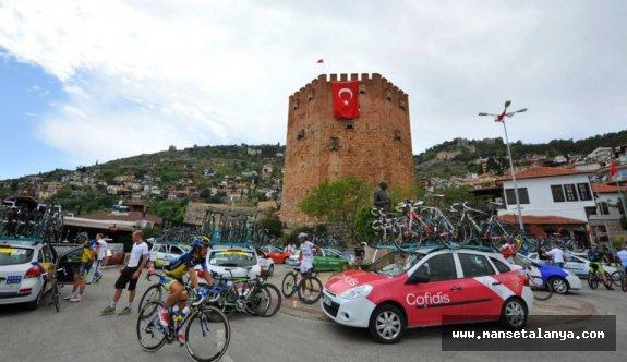 Bisiklet sporunun kalbi Alanya'da atacak!
