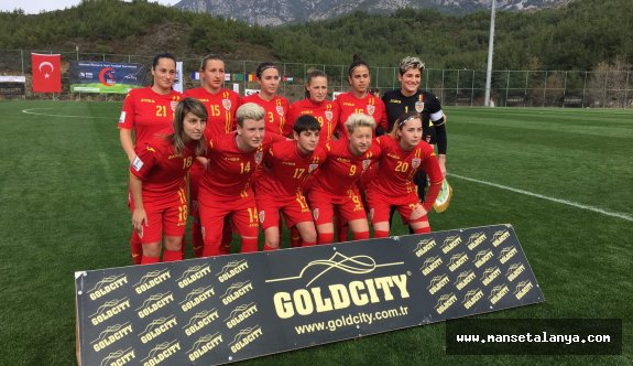 Goldcity'de Women's Cup turnuvası