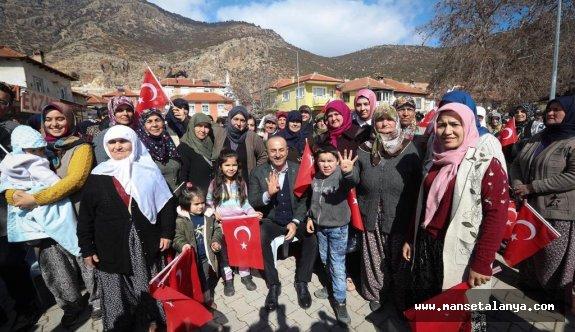 Halk, Çavuşoğlu'na güveniyor mu!