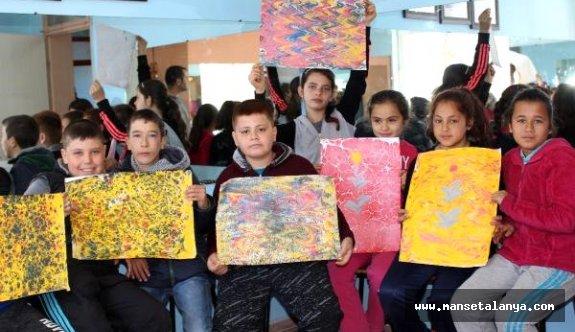 40 Dakika Teneffüs' Uygulaması, Antalya'da 14 Okulda Başladı