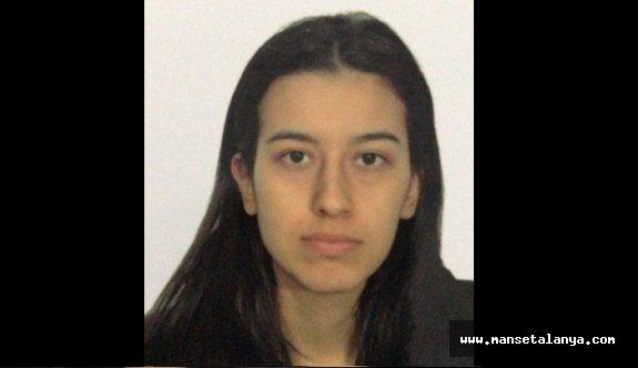 Alanya'da genç kız intihar etti
