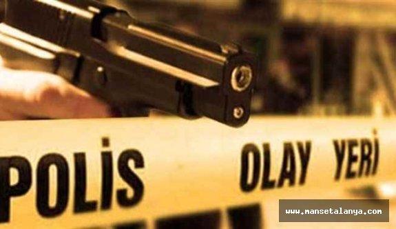 Alanya'da silahlar konuştu!