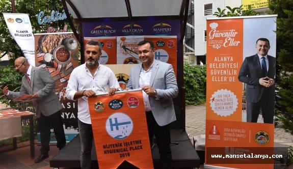 Alanya'da turuncu bayrak başvuruları başladı!