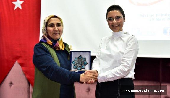 ALKÜ'de kadın girişimciler zirvesi gerçekleştirildi