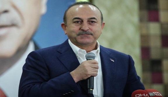 Çavuşoğlu: Bizim belediye meclisi adaylarımızı PKK belirlemedi