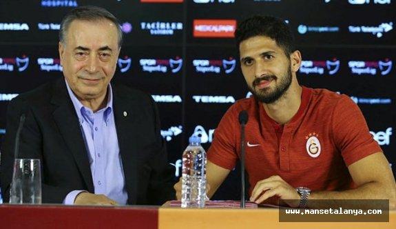 Galatasaray, Alanyaspor'a 3.5 milyon TL ödeme yapacak... İlk sırada!