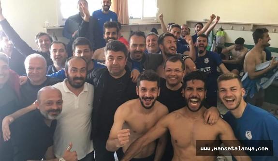 Şampiyon Kestelspor...