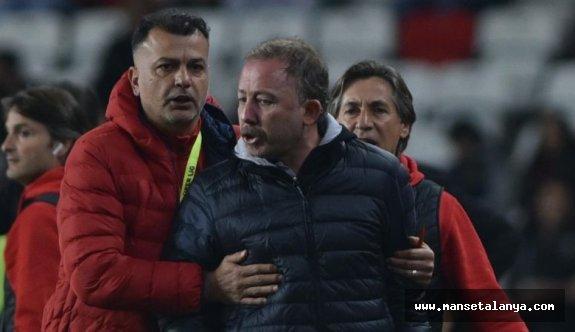 Son dakika: Sergen Yalçın'ın cezası açıklandı...!