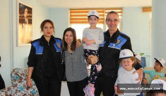 10 Nisan polis bayramı ziyaretleri!