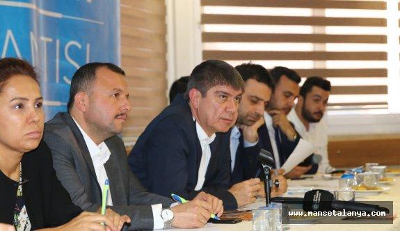 Ak Parti Alanya'da seçim sonuçlarına itiraz edecek...