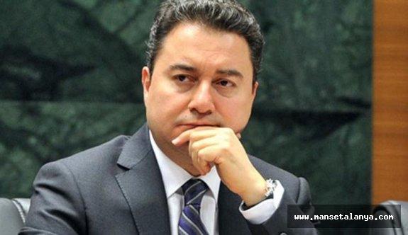 Ali Babacan'ın yeni partisinin ismi belli oldu!