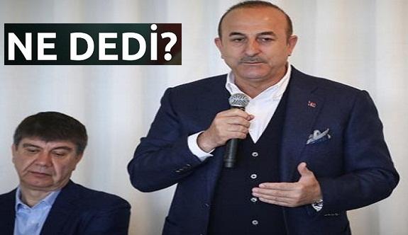 Çavuşoğlu'ndan seçim yorumu: Antalya maalesef...!