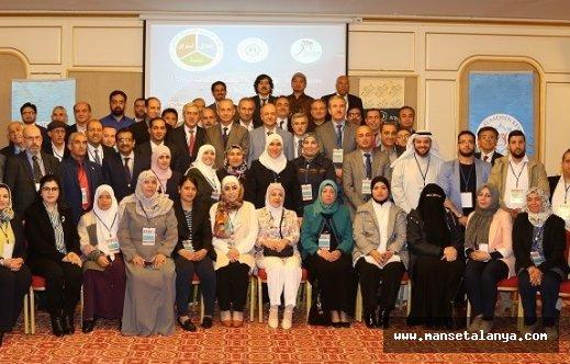 İslami pazarlama kongresi Alanya'da başladı!