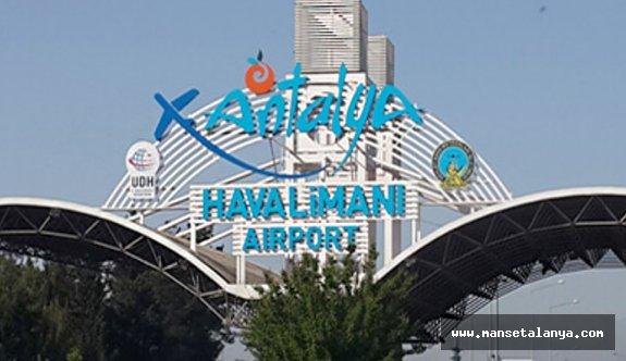 İşte Antalya'nın mart ayındaki ve ilk 3 aydaki ziyaretçi sayıları