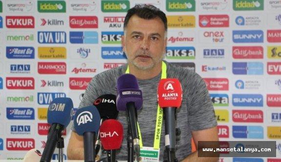 Murat Şahin: Haklı bir galibiyet aldığımızı düşünüyorum