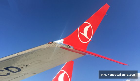 THY Londra-Antalya seferlerine başladı