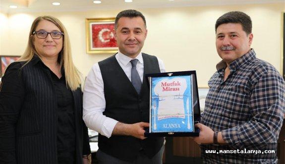 2019'da mutfak mirası'na ilk üyesi ciğerci Turan usta oldu!