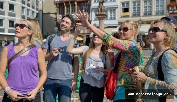 """""""İngiliz Turistler, Antalya'yı Yeniden Keşfediyor"""""""