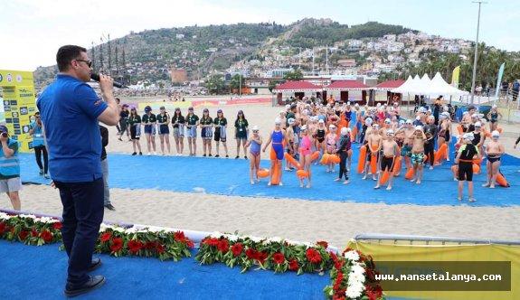 Tam 660 sporcunun katılımıyla gerçekleştirildi...