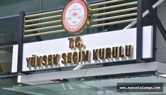 YSK, İstanbul seçiminin iptaline ilişkin gerekçeli kararı açıkladı