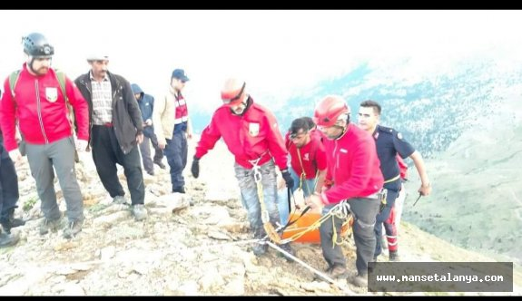Akut Alanya ekibi hayat kurtarmaya devam ediyor!