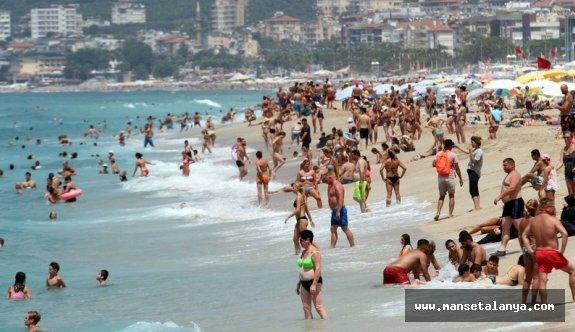 Alanya turizminde bayram dopingi
