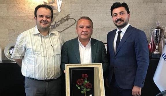 Antalya büyükşehir belediye başkanı Böcek, Alanya'ya geliyor