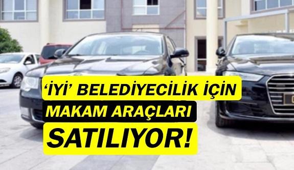 Demre'de makam araçları 'İYİ belediyecilik' için satılıyor!