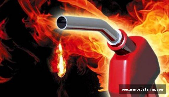 İşte Alanya'daki petrol istasyondaki patlamanın nedeni!