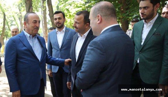 Toklu, İstanbul Esenler'de seçim çalışması yaptı!